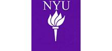 Logo New York University